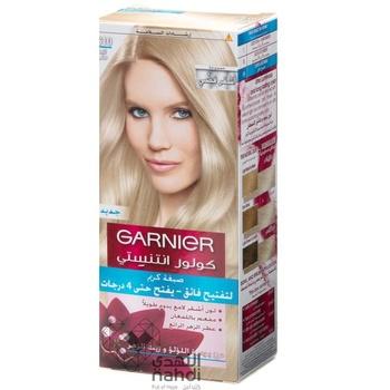 Garnier Color Intensity Silver Blonds S10