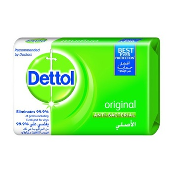 Dettol Soap Original 125g
