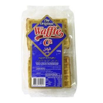 Org. Waffle English Bluberry 150g