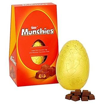 Munchies Insider Egg 252g