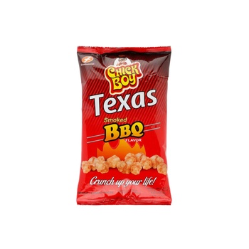 Chick Boy Texas Smoked BBQ 100g