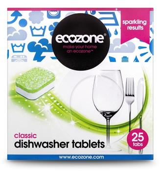 Ecozone Dishwasher Tablets 25s