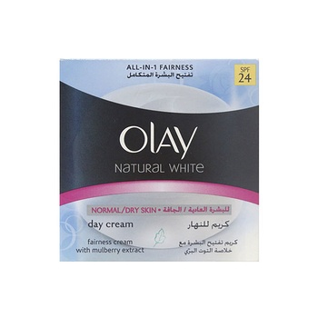 Olay Natural White Fairness Day Cream 100g
