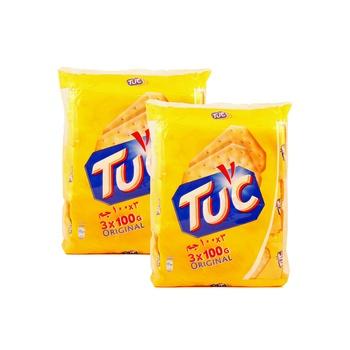 Lu Tuc Crackers 2* 3*100G