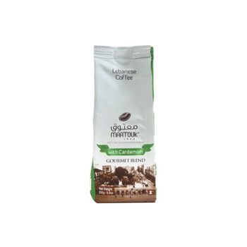 Maatouk Coffee Gourmet Blend Cardamom 250g