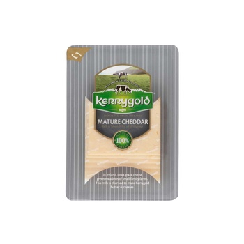 Kerrygold Xtra Mature Ched Slices