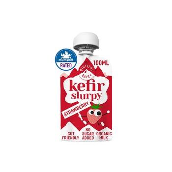 Biotiful Kefir Slurpy Strawberry 100ml