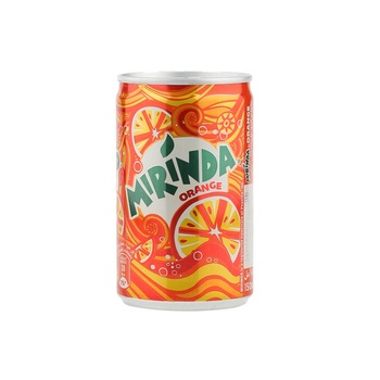 Mirinda Orange Mini Can 150 ml