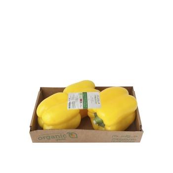 Capsicum Yellow Organic PP