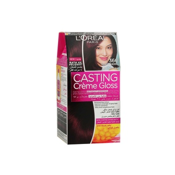 Loreal Casting Cream Gloss 360 Blackcherry