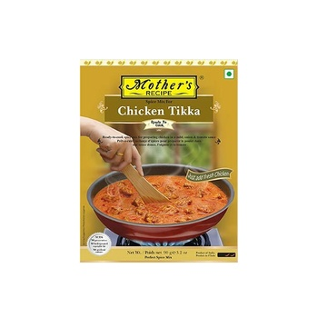 Mothers Recipe Ready To Cook Chicken Tikka Mix 90g