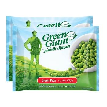 Green Giant Garden Peas 2x900g