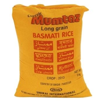 Mumtaz Basmati Rice 5 kg