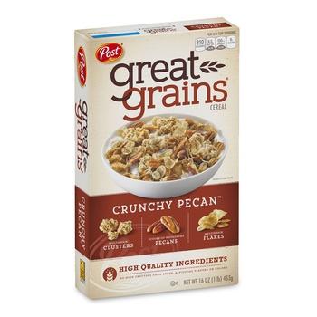 Post Great Grains Crunchy Pecans 16 OZ
