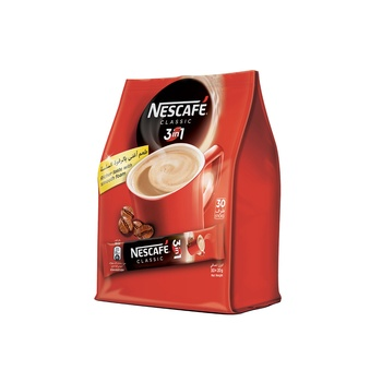 Nescafe My Cup 3In1 Strong 30X20g