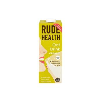 Rude Health Organic Oat Drink 1L