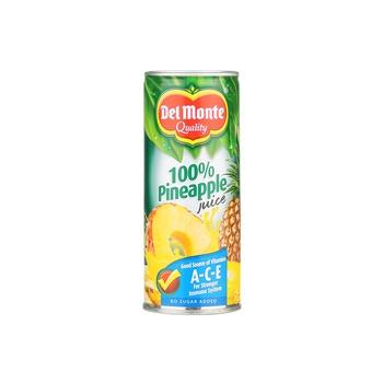 Delmonte Juice Pine Apple 240ml