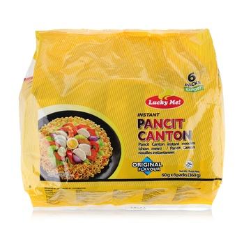 Lucky Me Pancit Canton Chowmien 6x65g