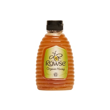 Rowse Squeezy Orginal Clear Honey 340g