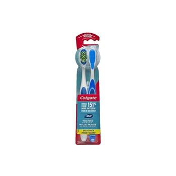 Colgate 360 Toothbrush Medium 2's @ 40 % Off