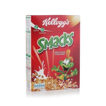 Kelloggs Honey Smacks 375g