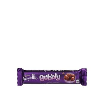 Cadbury Dairy Milk Bubbly 28g
