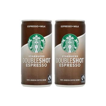 Starbucks Doubleshot 200ml Pack of 2