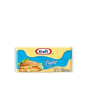 Kraft Slices Light 400g