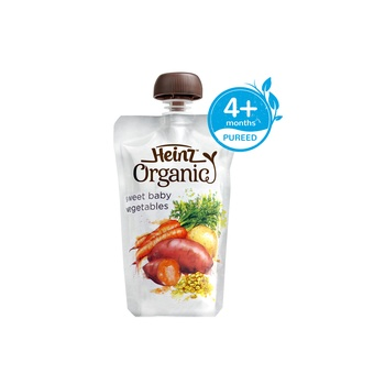Heinz Original Baby Vegetable Pouch 120g