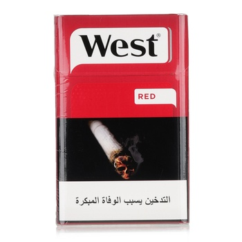 West Cigarettes Red 20s