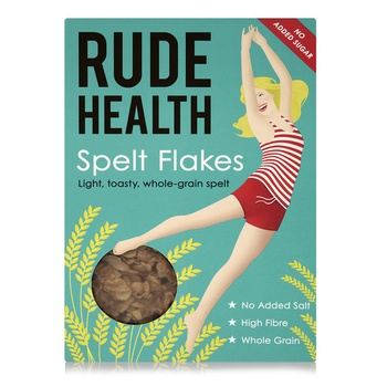 Rude Health Spelt Flakes Cereal 300g