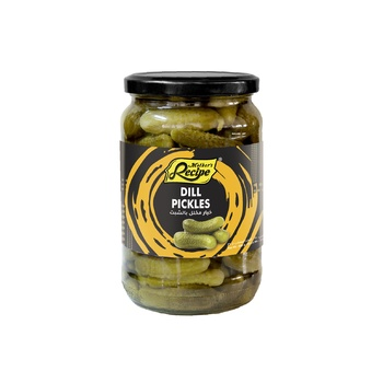 Mothers Recipe Dill Pickle (6 - 9) 680g