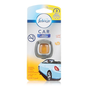 Febreze Car Vent Clip Anti Tobacoo Air Freshner