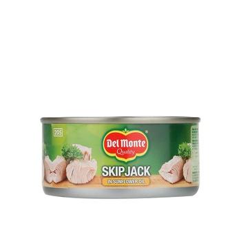 Del Monte Skip Jace Tuna Fish Chunks Oil 185gm