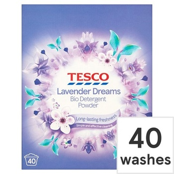 Tesco Ambience Lavender Dreams Powder 2.6kg