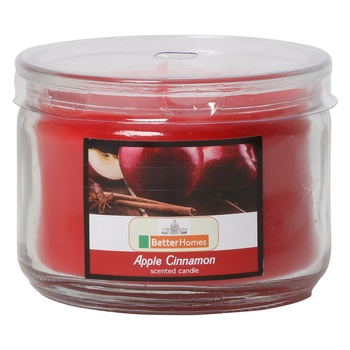 Better Homes Apple Cinnamon Candle 3Oz