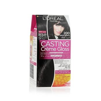 Loreal Casting Cream Gloss 200 Ebony Black