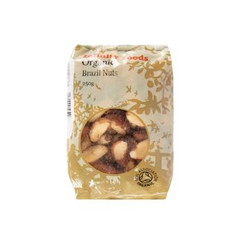 Infinity Foods Orga Brazil Nuts  250g