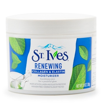 St. Ives Timeless Skin Collagen Moisturizer 10oz