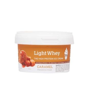 Lightwhey Ice Cream - Caramel - 200Ml