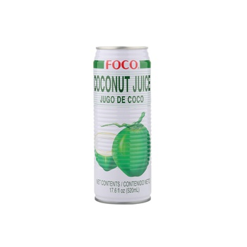 Foco Coconut Juice 500ml