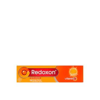 Redoxon Orange 1G Eff. Tab. 15 s