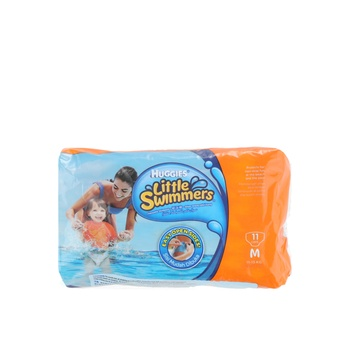 Huggies Little Swimmers Medium ( 11 - 15kg ) 11pcs