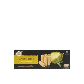 Thai Pattana Crispy Roll Durian Flavour 75g
