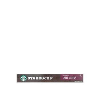 Starbucks Nespresso Coffee Capsule Caffe Verona 55g