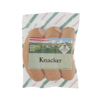 Greisinger Pork Knacker Sausages 450g