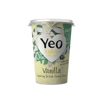 Yeo Valley Organic Yoghurt Vanilla 450g