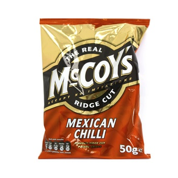 Mccoys Spicy Mexican Chilli  47.5g