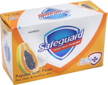 Safeguard Soap Pure White 135g