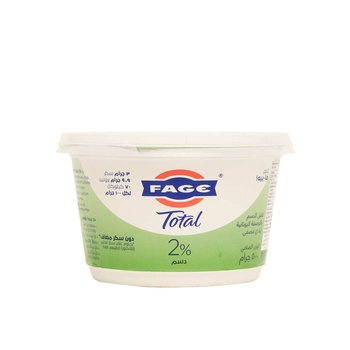 Fage Total 2% 500 Gm